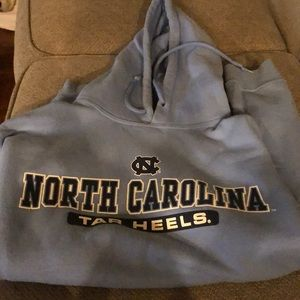 North Carolina Tar Heels UNC sweatshirt
